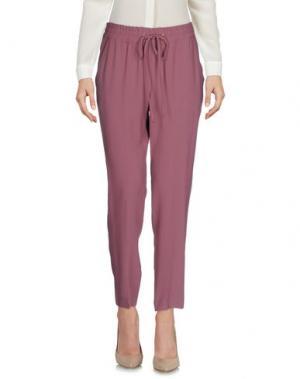 Повседневные брюки ATOS LOMBARDINI. Цвет: пастельно-розовый