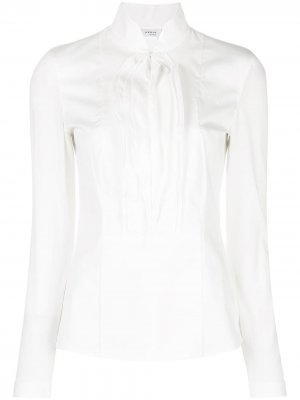 Pleated bib shirt Akris Punto