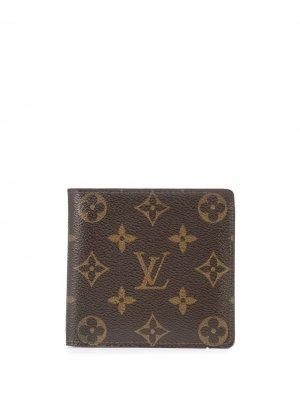 Бумажник Marco pre-owned Louis Vuitton. Цвет: коричневый