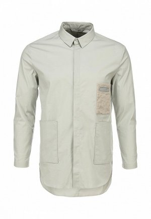 Рубашка CROQUIS by JNBY CR018EMBQP13. Цвет: серый