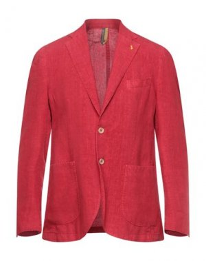 Пиджак HARMONT&BLAINE. Цвет: красный