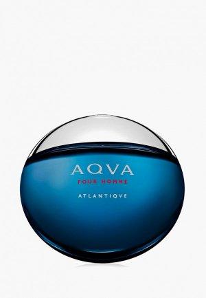 Туалетная вода Bvlgari Aqva Atlantiqve, 50 мл. Цвет: синий