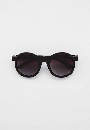 Очки солнцезащитные Matrix MTS8671. Цвет: черный