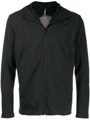 Легкая куртка с капюшоном Arc'teryx Veilance. Цвет: черный