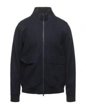 Куртка ASPESI. Цвет: темно-синий
