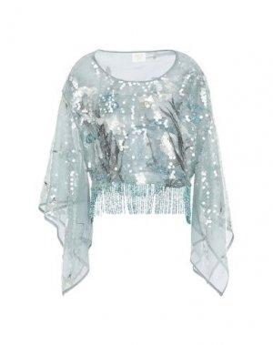 Блузка ANNA SUI. Цвет: светло-зеленый