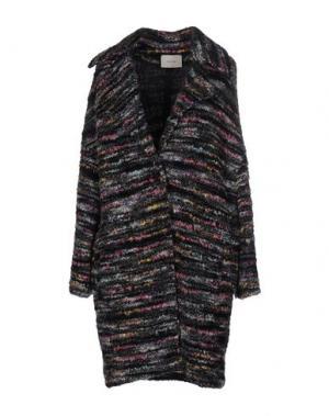 Пальто ...À_LA_FOIS.... Цвет: серый