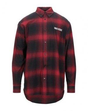 Pубашка CHEAP MONDAY. Цвет: красный