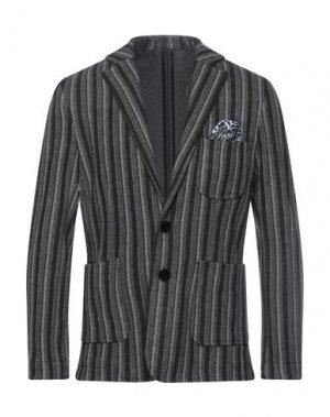 Пиджак NEILL KATTER. Цвет: серый