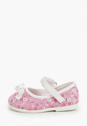 Туфли Beppi. Цвет: розовый