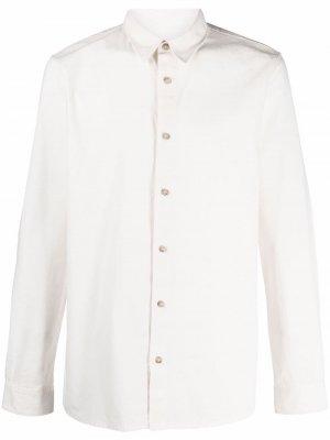 Рубашка с длинными рукавами A.P.C.. Цвет: нейтральные цвета