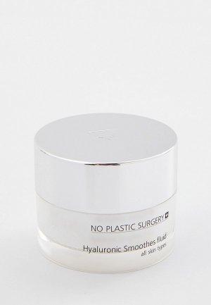 Крем для лица TETe Cosmeceutical флюид на основе гиалуроновой кислоты, Hyaluronic Smoothes Fluid, 50 мл. Цвет: прозрачный