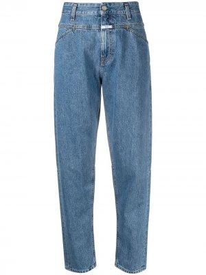 Зауженные джинсы Closed. Цвет: синий