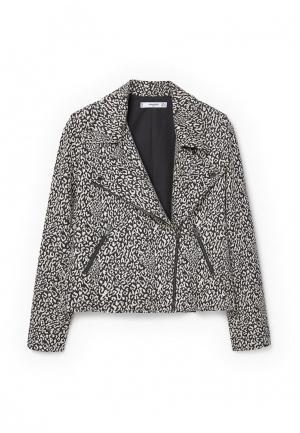 Куртка Mango - RITAS. Цвет: черно-белый