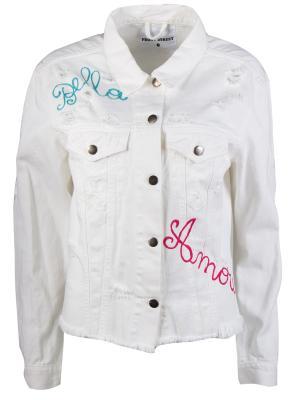 Джинсовая куртка FRONT STREET8
