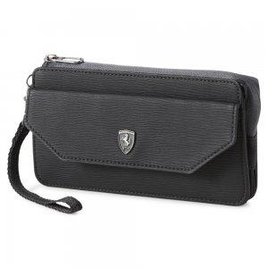 Кошелек Ferrari Style Wmns Wallet PUMA. Цвет: черный