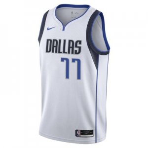 Джерси НБА Swingman Luka Doncic Mavericks Association Edition 2020 Nike