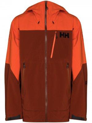 Куртка Odin Mountain 3L Helly Hansen. Цвет: оранжевый