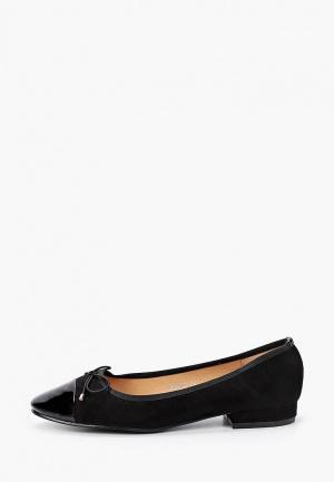 Туфли Exquily. Цвет: черный