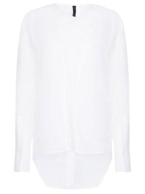 Шелковая блуза ILARIA NISTRI