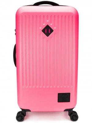 Чемодан Trade среднего размера Herschel Supply Co.. Цвет: розовый