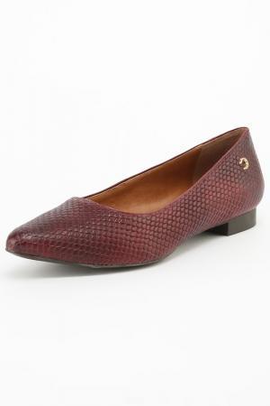 Туфли CRISTOFOLI. Цвет: красный