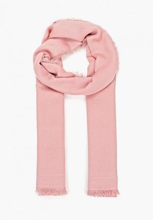 Палантин Hugo Boss. Цвет: розовый