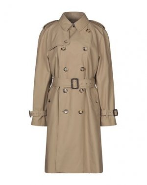 Легкое пальто CELINE. Цвет: песочный