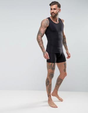 Черные моделирующие шорты ASOS DESIGN