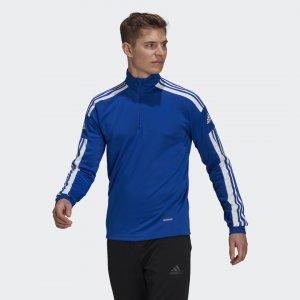 Тренировочный джемпер Squadra 21 Performance adidas. Цвет: белый