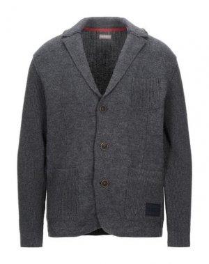 Пиджак NAPAPIJRI. Цвет: свинцово-серый