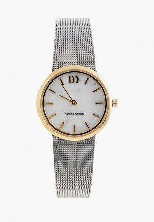 Часы Danish Design IV65Q1211 SM MW. Цвет: серебряный