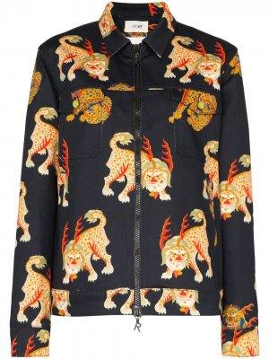 Джинсовая куртка Haetae Kirin