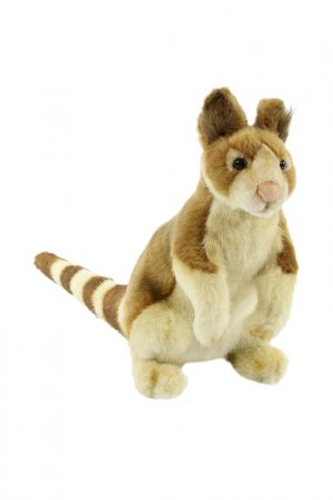 Древесный кенгуру Hansa. Цвет: коричневый, бежевый