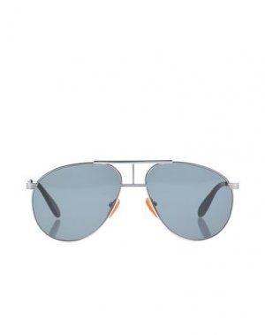 Солнечные очки HAN KJØBENHAVN. Цвет: серебристый
