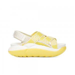 La Cloud Sandal Women UGG. Цвет: желтый