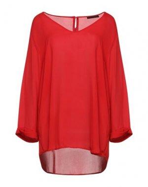 Блузка G.SEL. Цвет: красный