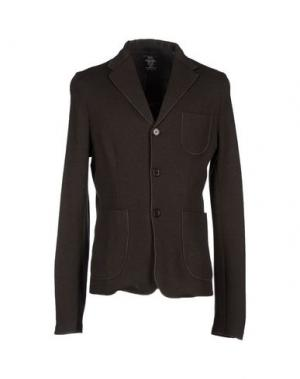 Пиджак MAJESTIC FILATURES. Цвет: темно-коричневый