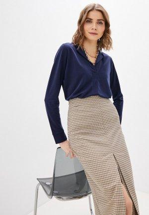 Блуза InWear. Цвет: синий