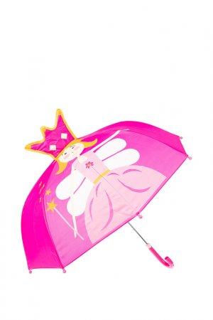 Зонт PlayToday. Цвет: розовый