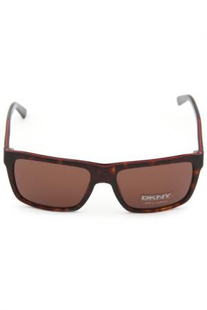 Очки солнцезащитные DKNY. Цвет: 301673
