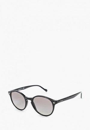 Очки солнцезащитные Vogue® Eyewear VO5327S W44/11. Цвет: черный