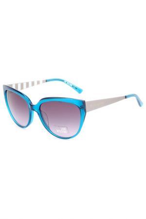 Солнцезащитные очки Love Moschino. Цвет: none