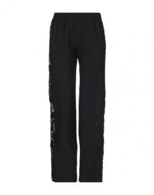 Повседневные брюки BINI Como. Цвет: черный