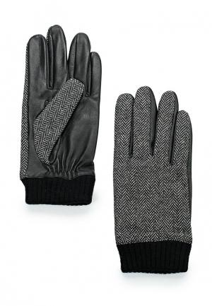 Перчатки Mango Man - TOY. Цвет: серый