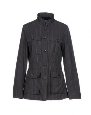 Пиджак FRESHJIVE. Цвет: свинцово-серый