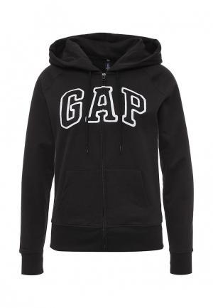 Толстовка Gap Logo. Цвет: черный
