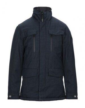 Куртка BUGATTI. Цвет: темно-синий