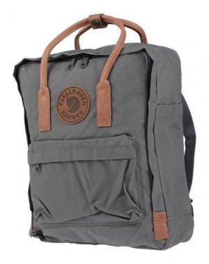 Рюкзаки и сумки на пояс FJALLRAVEN. Цвет: серый
