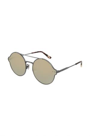 Очки солнцезащитные Bottega Veneta. Цвет: 005